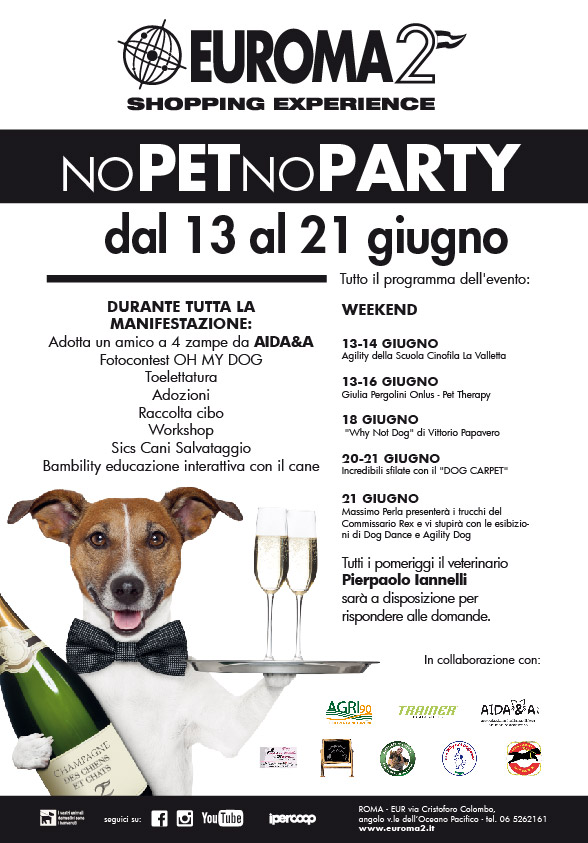 NO PET NO PARTY EUROMA2